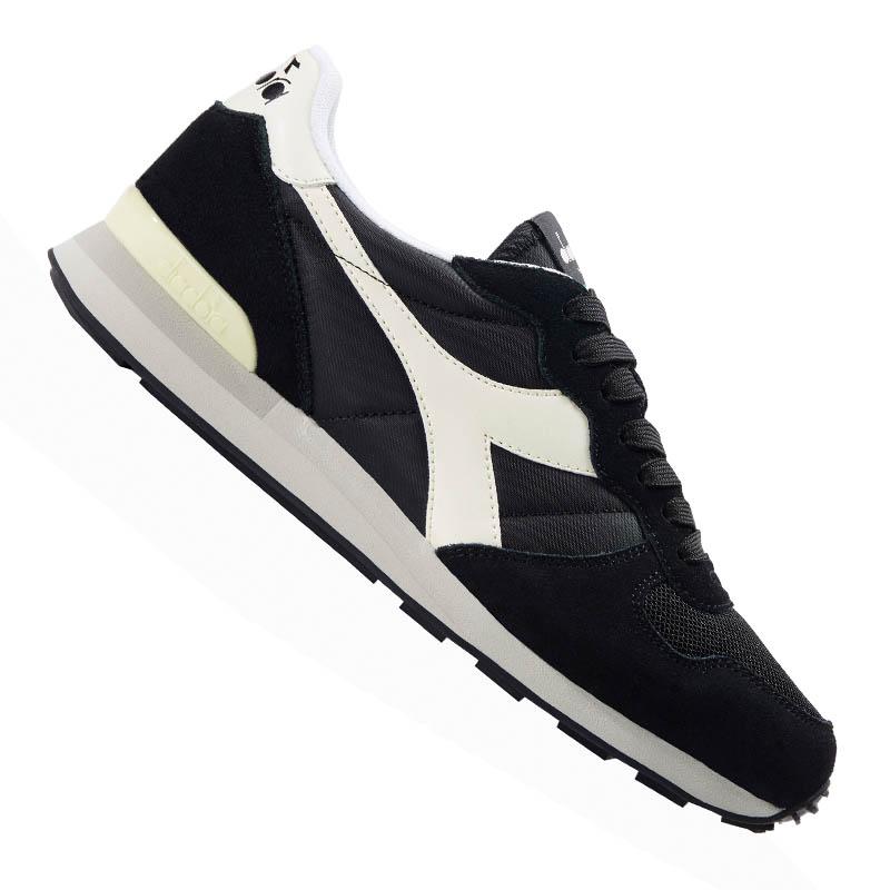 Diadora Camaro Sneaker Sneaker Camaro Schwarz Weiss C2609 623d1a