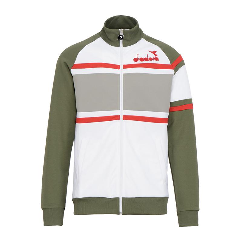 Diadora jacket 80 S Loisirs Veste Vert c6661
