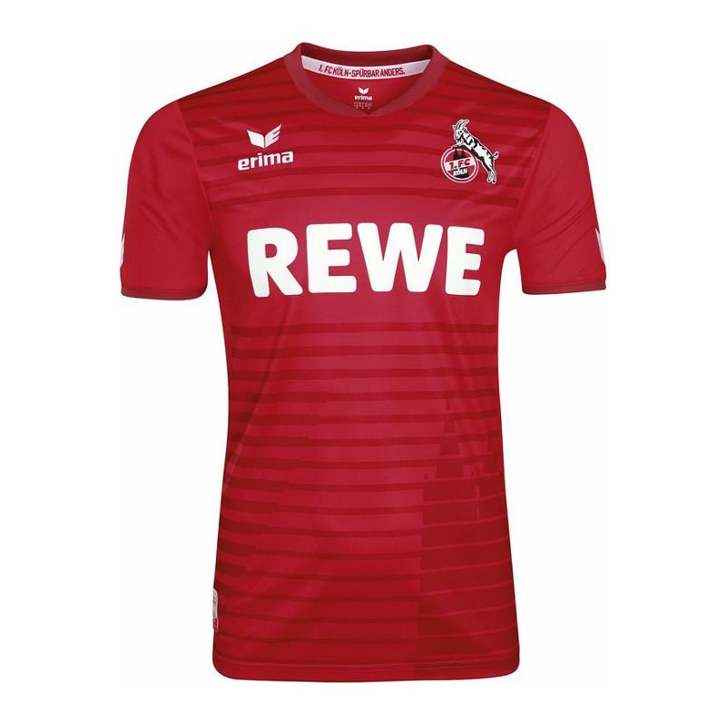 Erima 1. FC Köln Trikot Away 17/18 Kids Rot