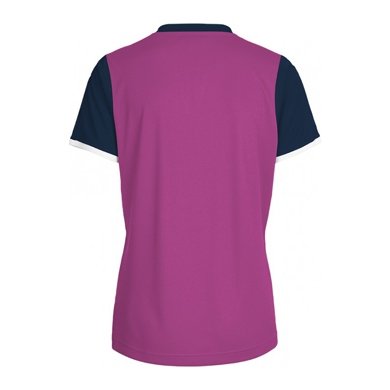 Hummel-Nucleo-Camiseta-Manga-Corta-Mujer-Rosa-F4329 miniatura 2