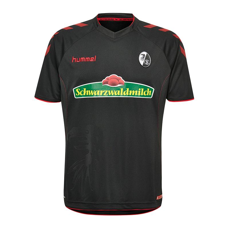 Hummel Sc Freiburg Camiseta de Fuera 2018 2019 Niños