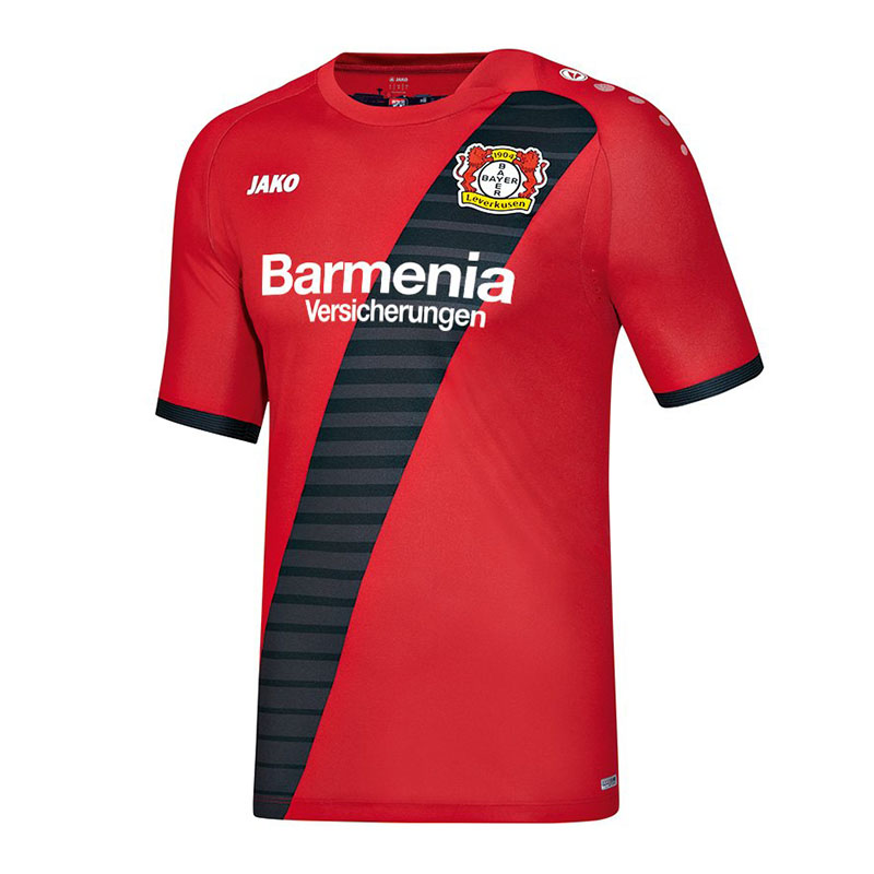 Jako Bayer 04 Leverkusen Maillot A Enfants 17 18