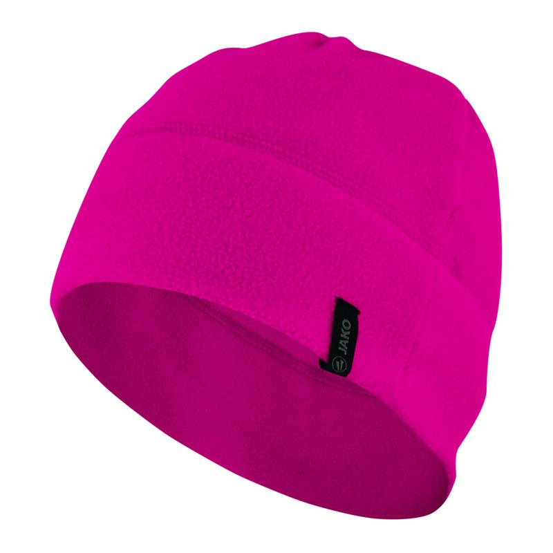 Jako Fleecemütze 2.0 Pink F65