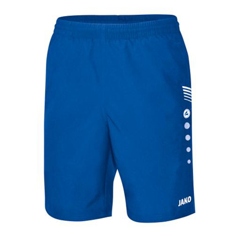 Jako Pro Short avec Innenslip Bleu f04