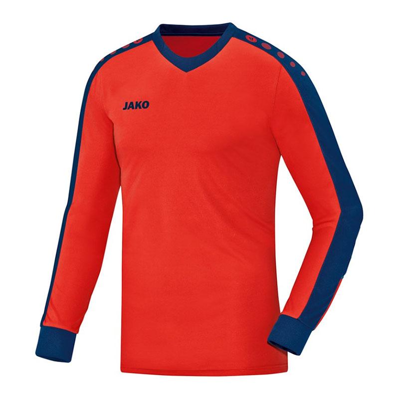 96589e92d La imagen se está cargando Jako-Punzon-Camiseta-Portero-Ninos-Naranja-F18