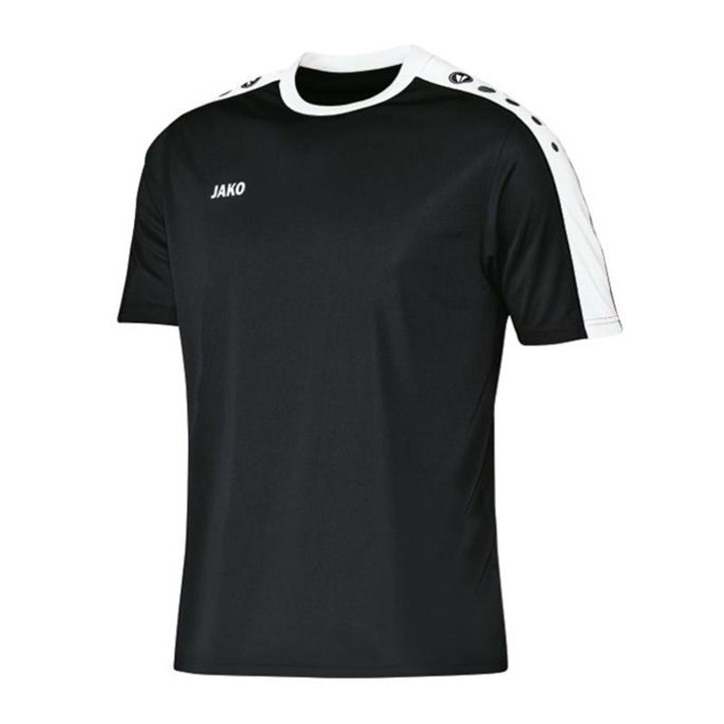 Jako-Punzon-Camiseta-Manga-Corta-Negro-F08