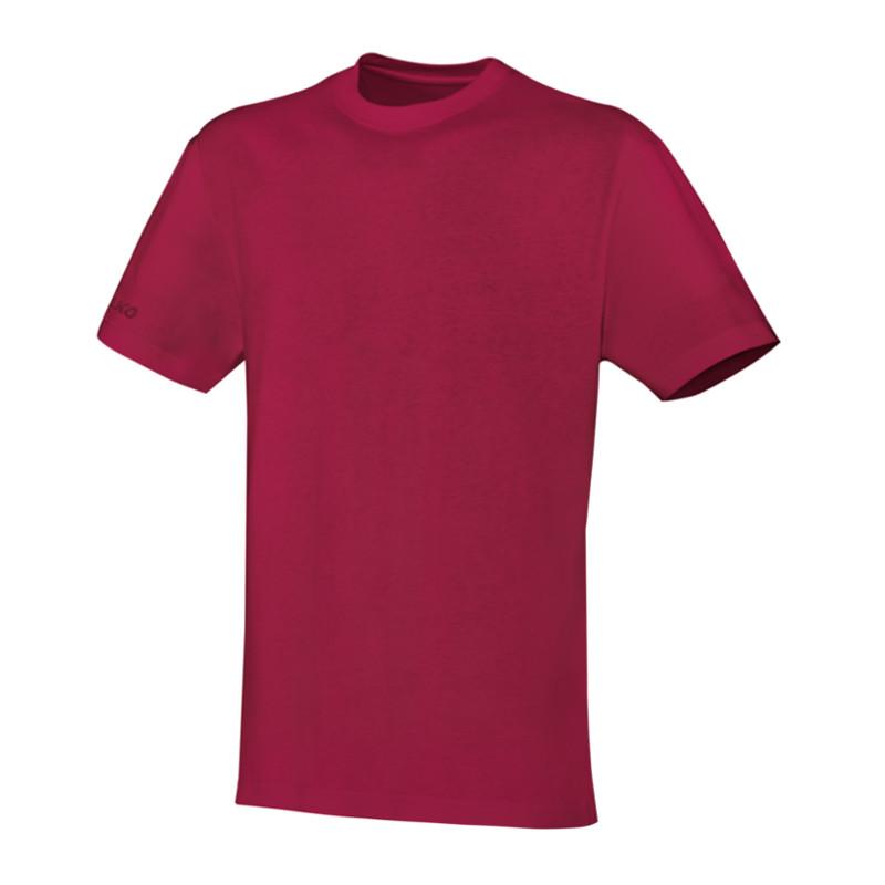 Acquista A Buon Mercato Jako Team T-shirt Rosso Scuro F14-mostra Il Titolo Originale