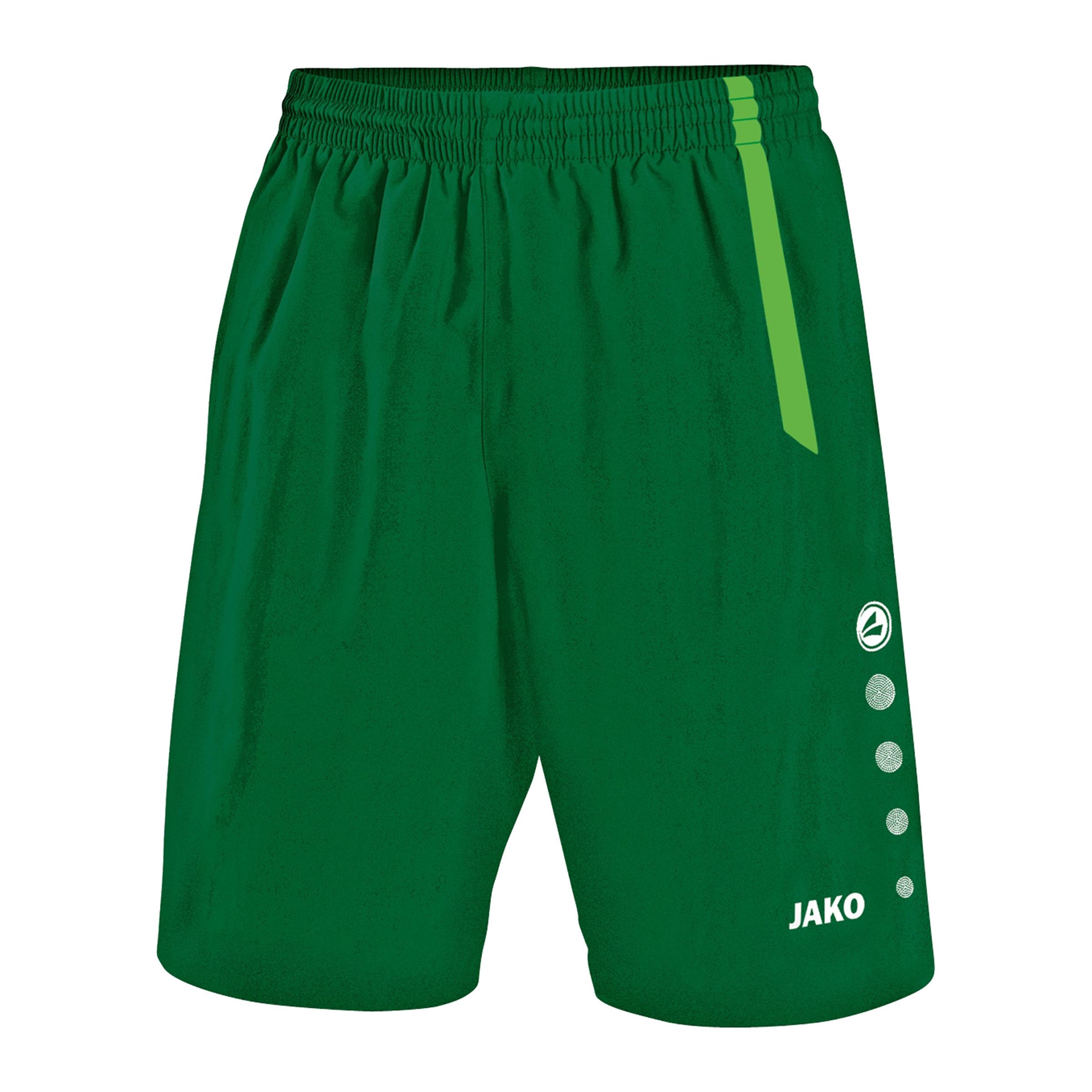 Jako Turin Sporthose ohne Innenslip Kids Grün F66 | eBay