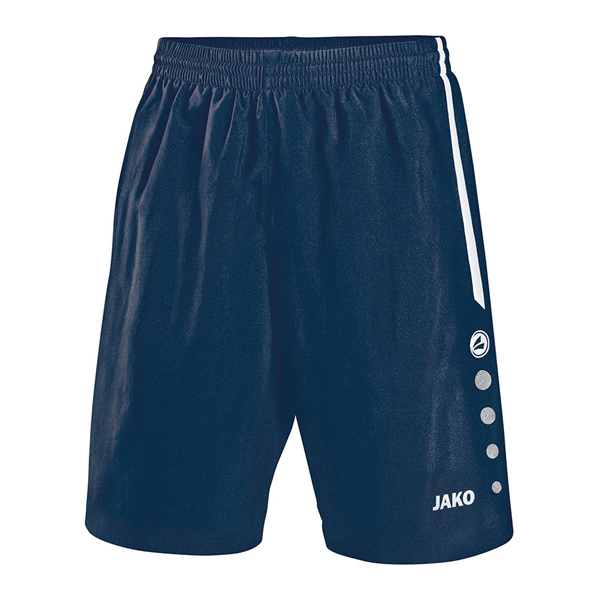 Adattabile Jako Torino Pantaloni Sportivi Senza Slip Interno Blu F09- Essere Romanzo Nel Design