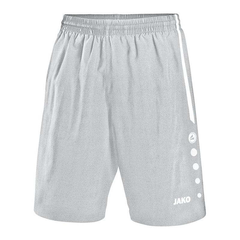 Jako Turin Pantalon De Sport Sans Slip Intérieur Gris F41