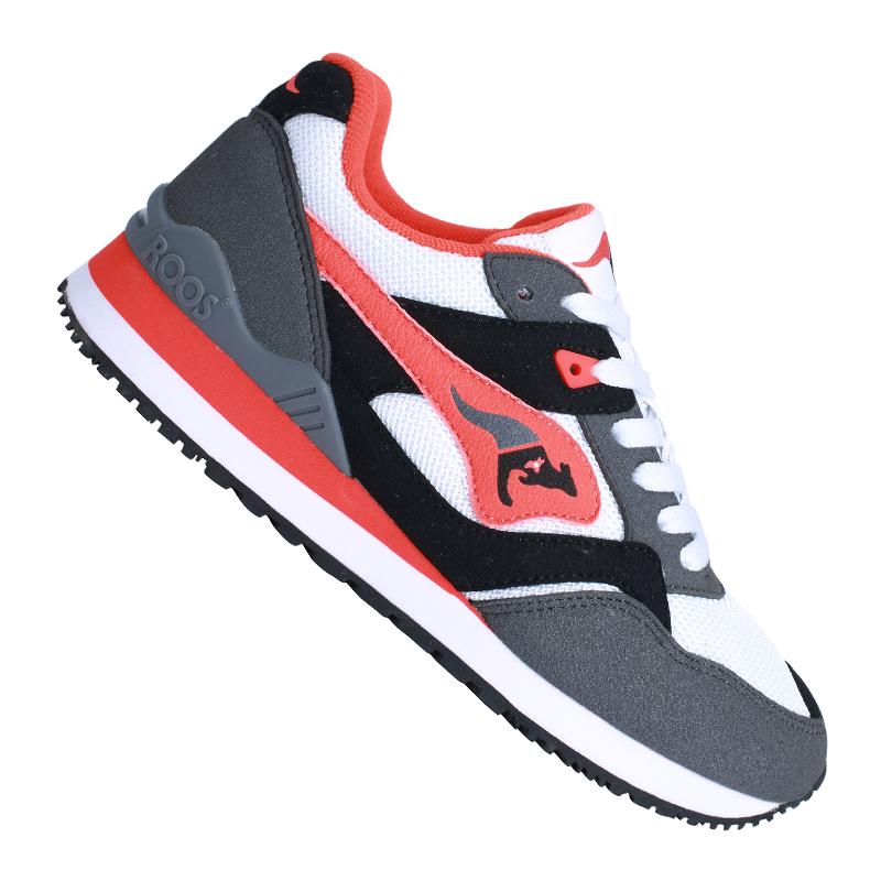 Gran descuento Kangaroos Racer 2 Sneaker Gris F2022