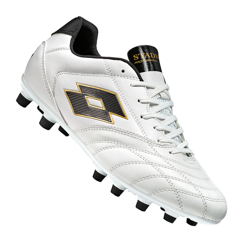Lotto Lotto Lotto Stadio 200 FG Weiss Gold ea2d81