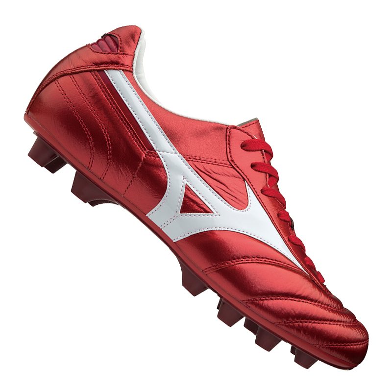 Mizuno morelia II MD made in japan ltd rojo f62