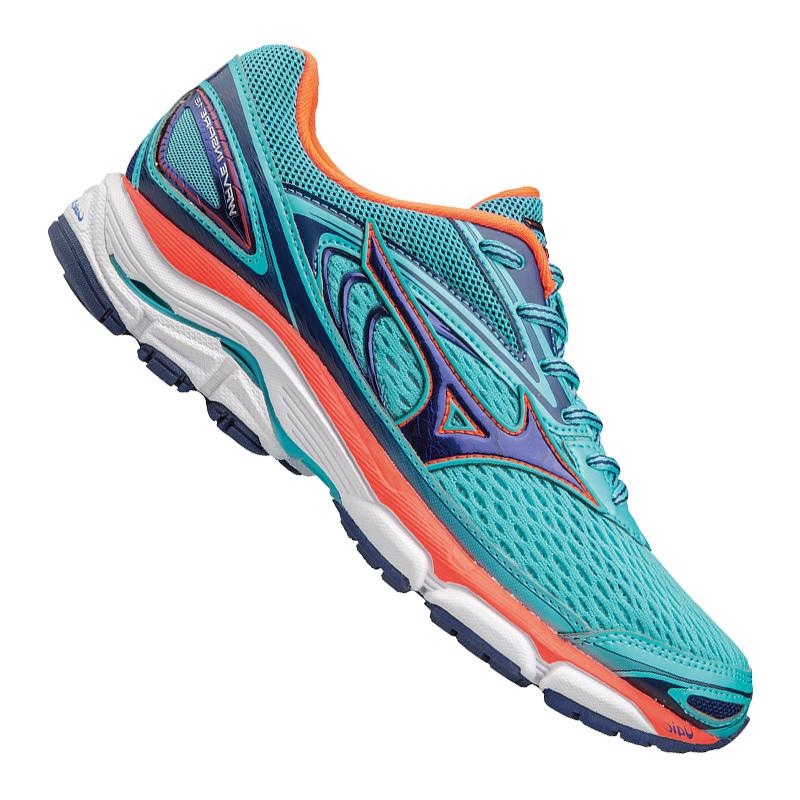 Mizuno Wave Inspire 13 Running Damen Blau F25