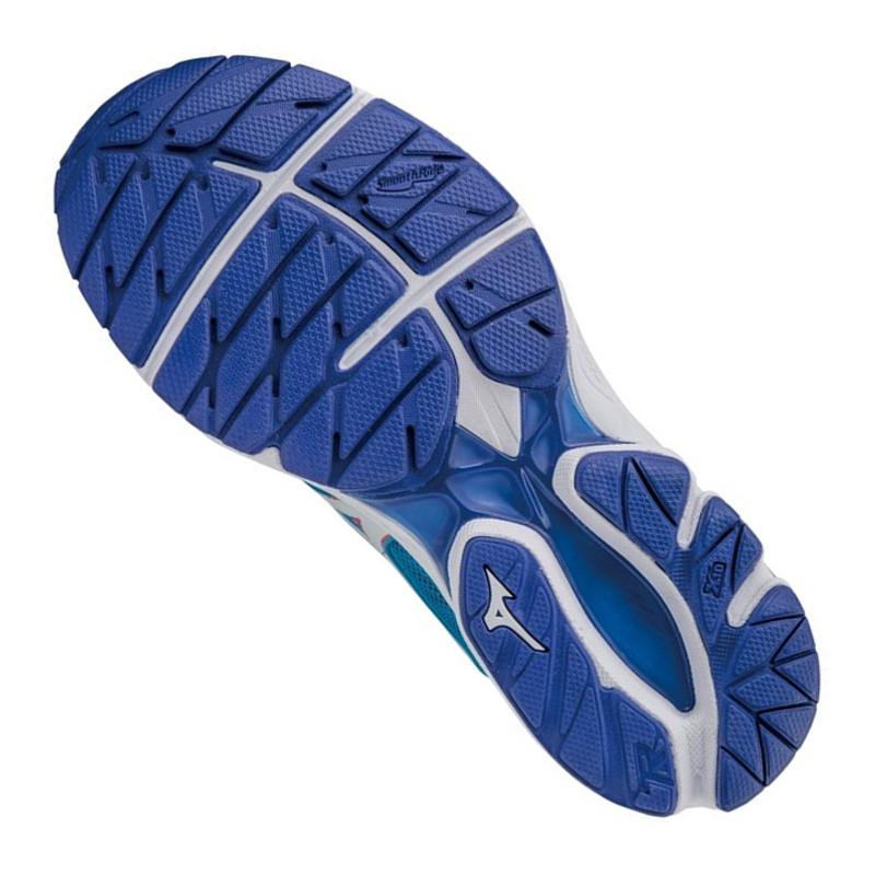 Mizuno Wave Rider 20 Running Running Running Damen Blau F01 9f5a1e