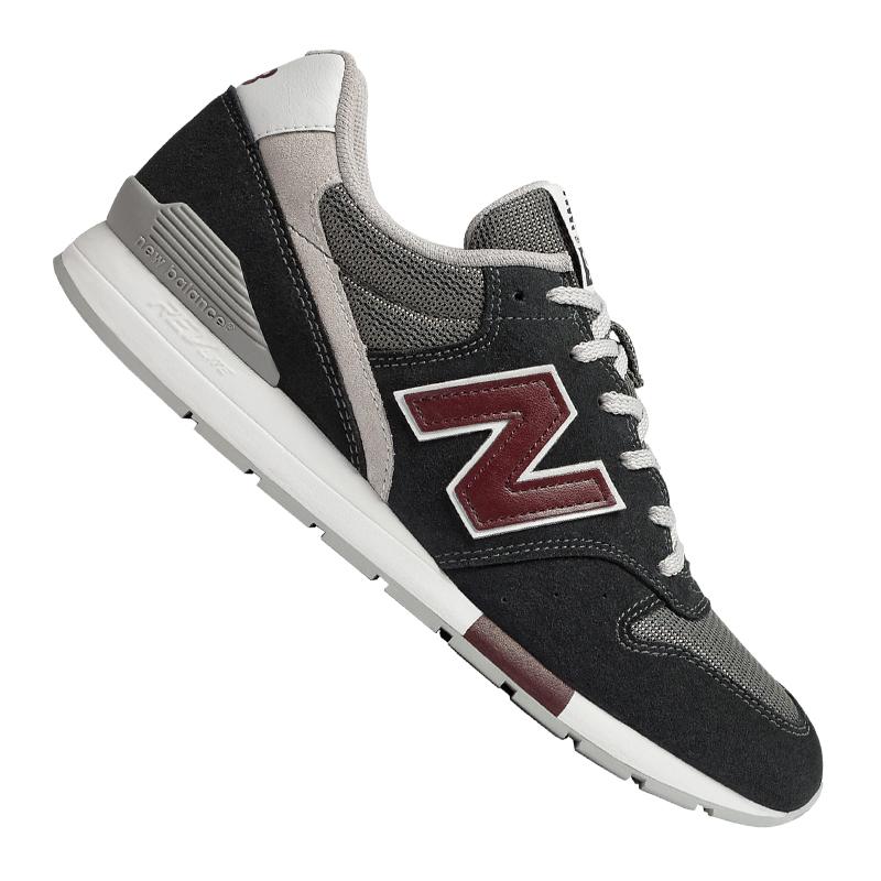 Adaptable New Balance 996 Zapatillas Negro Gris F122