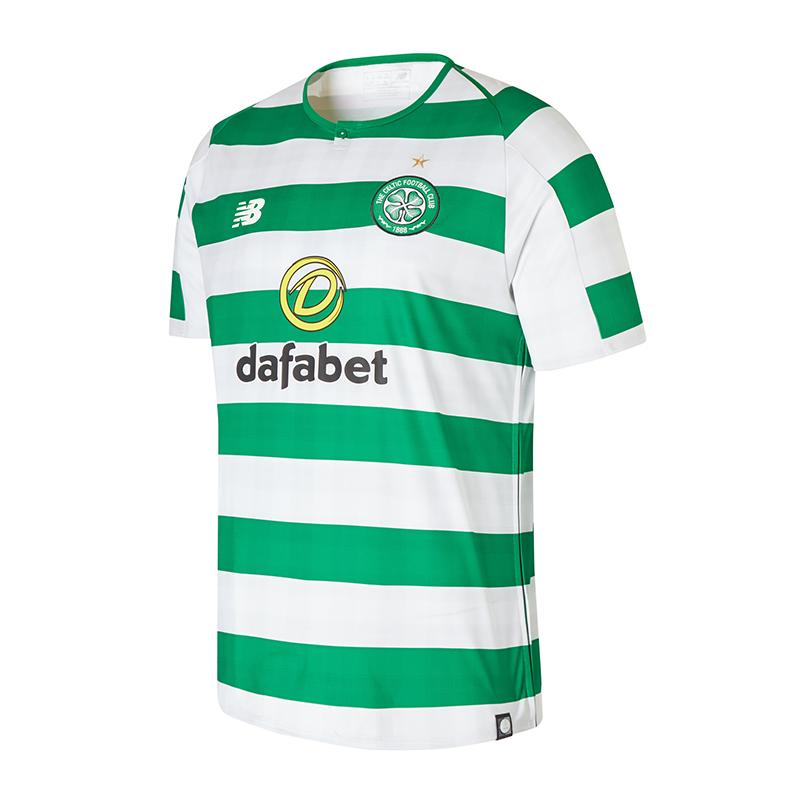 New Balance Celtic Glasgow Trikot Home Home Home 2018 2019 4a4254