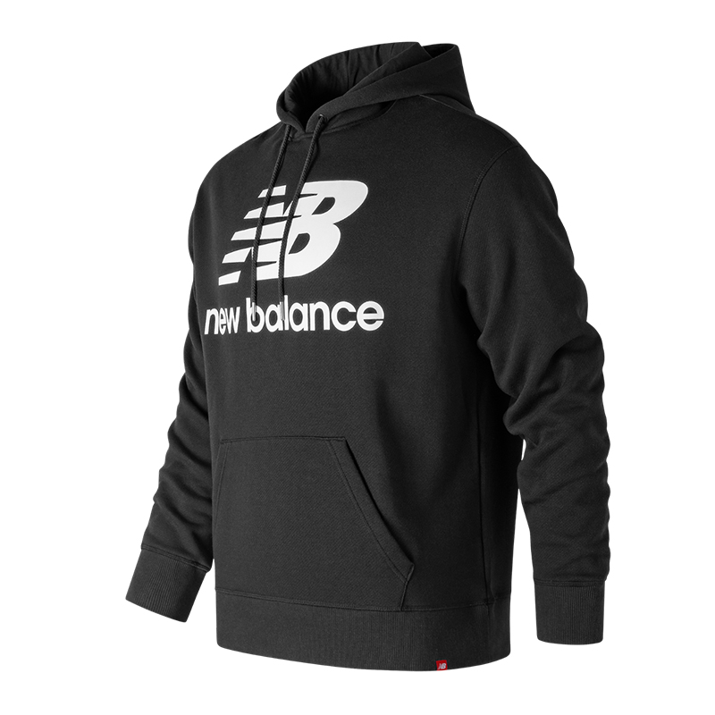 New Balance Essentials Pull Capuche black
