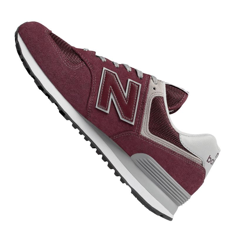 NEW Balance ml574  Rosso Scuro Scuro Scuro f18 291eed