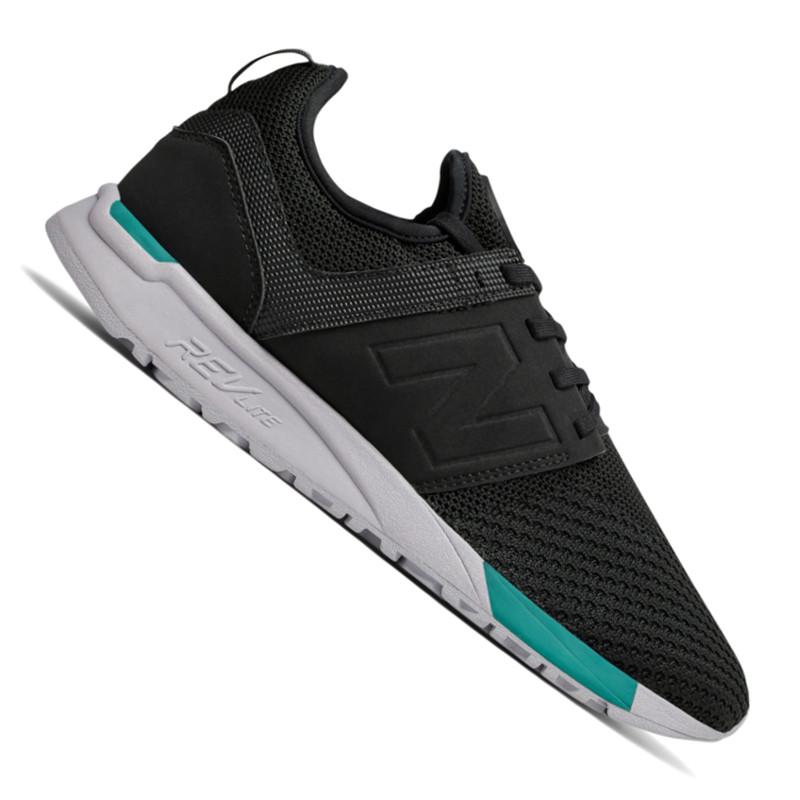 New Balance mrl247 Sneaker Nere Blu F8