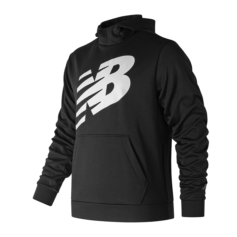 New New New Balance Graphic Core Fleece Hoody Running F81 f55971