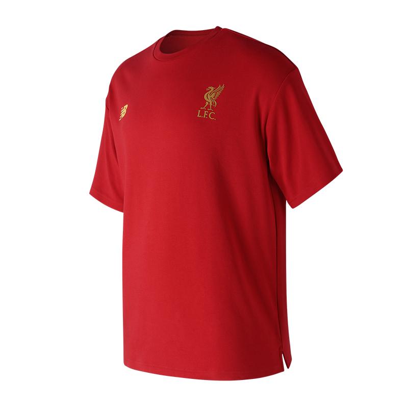 New Balance Liverpool FC camiseta red F4