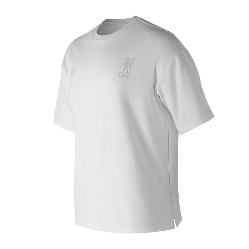 New Balance Liverpool FC Tee T-Shirt white F3