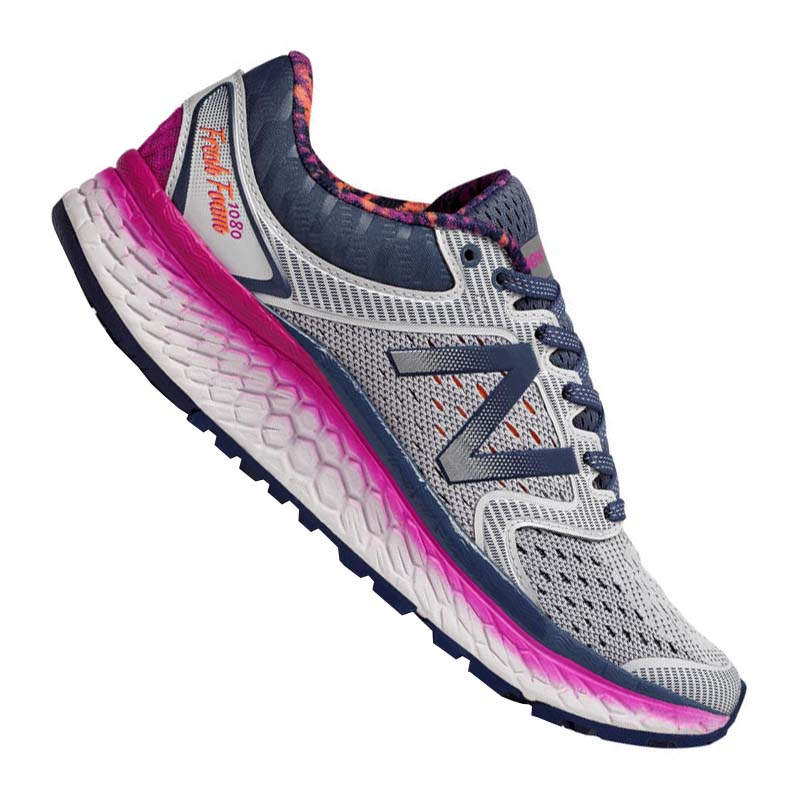 Image is loading New-Balance-W1080-Running-Women-039-s-Grey-