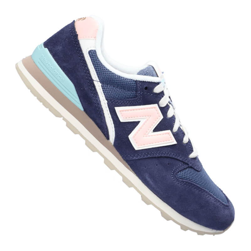 Details about NEW Balance wl996 B Sneakers Ladies Dark Blue f10- show  original title