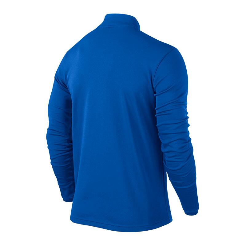 4478c8e70 Nike Academy 16 Midlayer Zip Sweatshirt Blau F463 Men - Shop now ...