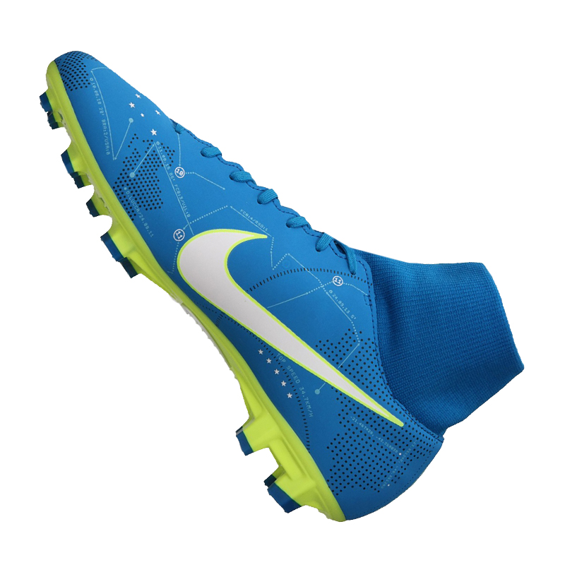 new style bd93c 3fb2c Nike Mercurial Victory VI NJR DF FG Blau F400 Men Sports Footwear ...
