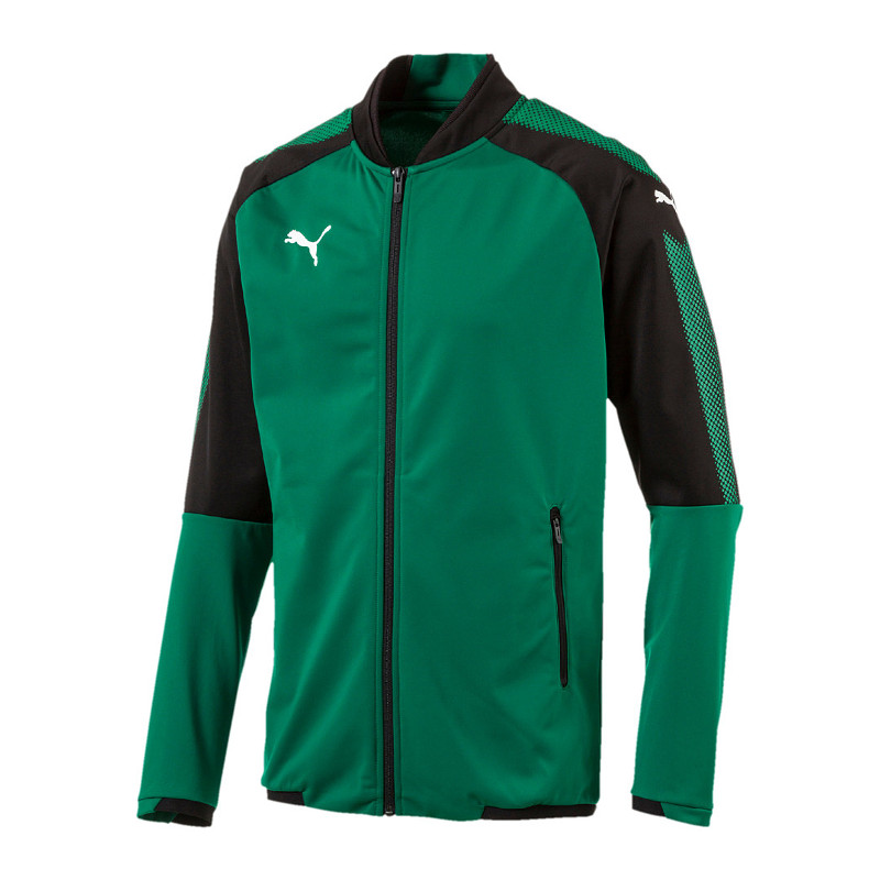 Puma Ascensione Stadio Giacca black green F05