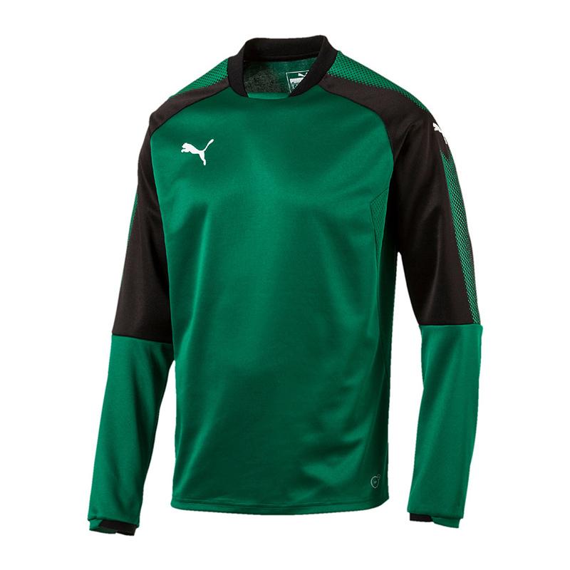 Puma Ascension Training Sweatshirt Green F05