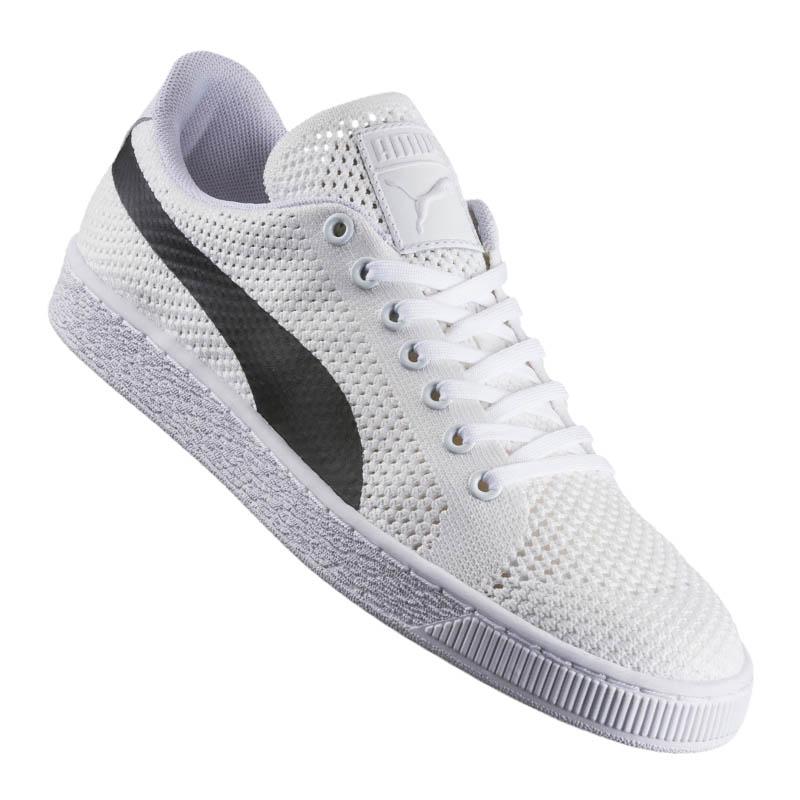 PUMA B . O.G SENZA LIMITI EVO lavorato a maglia sneakers bianco F02