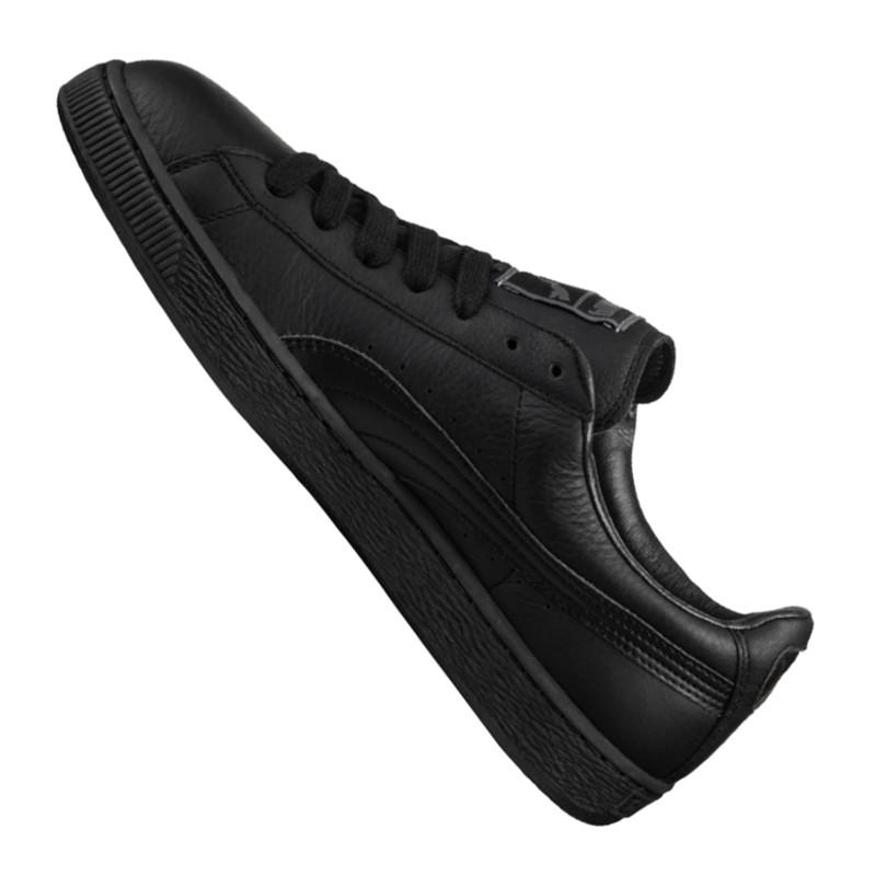 puma basket classic lfs sneaker schwarz f19 ebay. Black Bedroom Furniture Sets. Home Design Ideas