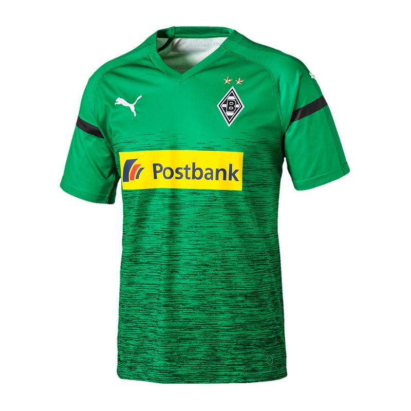 Puma con Lema de 'Borussia Mönchengladbach' Camiseta 3º 2018 2019