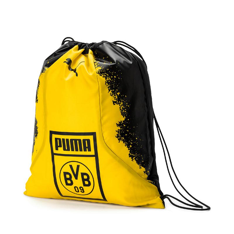 ea22729b8dd7e PUMA BVB DORTMUND Fan Gymsack Turnbeutel F01 - EUR 14