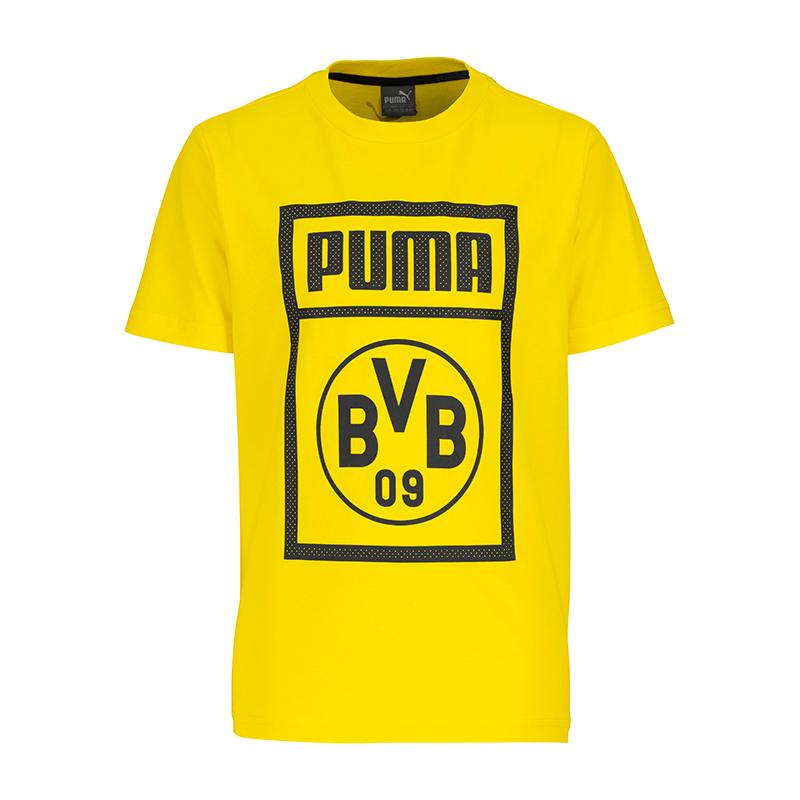 SportsVacances Dortmund Enfants Tee Puma Shirt Bvb Tag Chaussure XZiOPuk