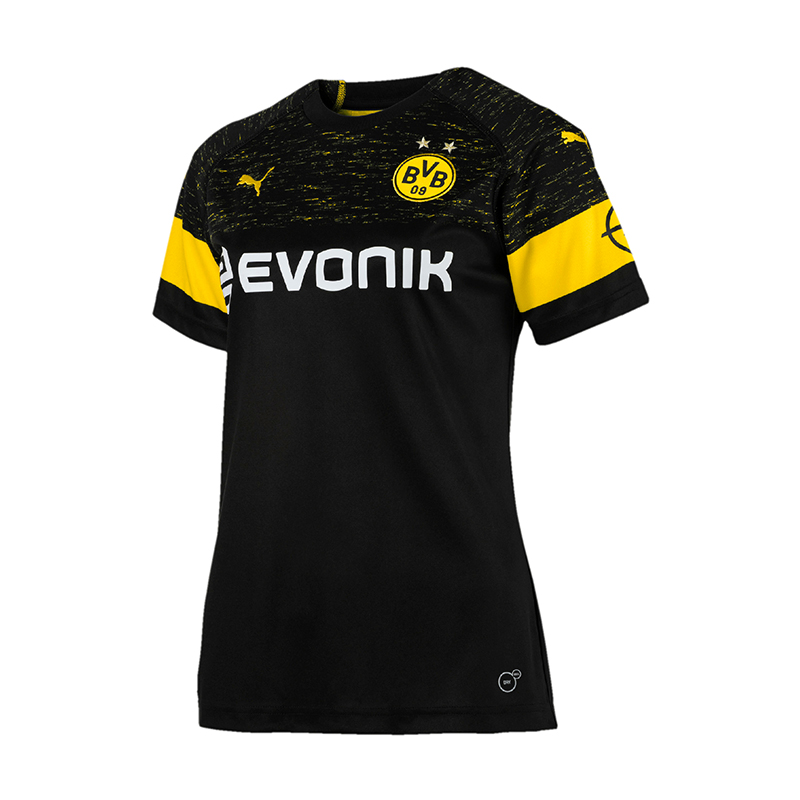 Fuera F02 De Puma Dortmund Bvb Mujer Camiseta Detalles 20182019 lc1KJF