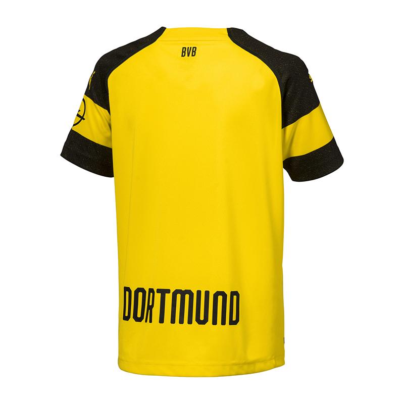 PUMA BVB Dortmund Trikot Home 2018 2019 2019 2019 Kids  | Bevorzugtes Material  dbe026