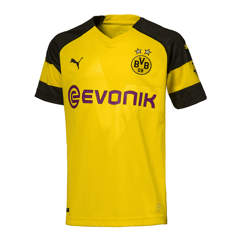 Puma Bvb Dortmund Maglia per Partite in Casa 20182019 Bambini