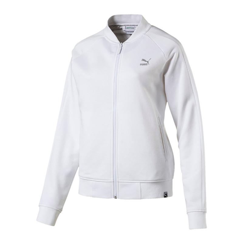 PUMA-CLASSIQUES-LOGO-T7-Veste-de-survetement-femmes-blanc-F02