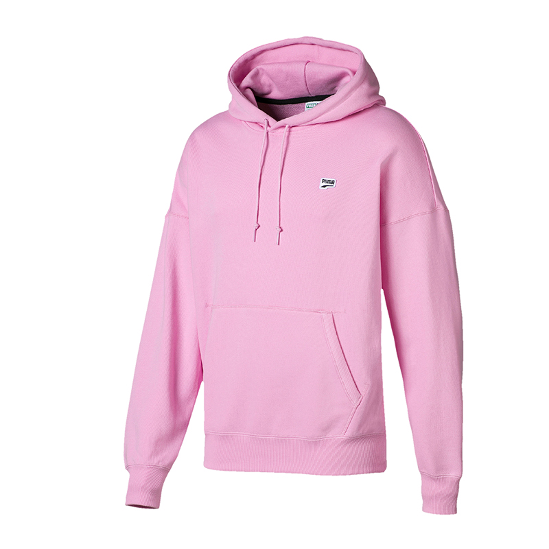 PUMA DOWNTOWN CAPUCHE Sweat à Capuche Rose F19 EUR 51,42