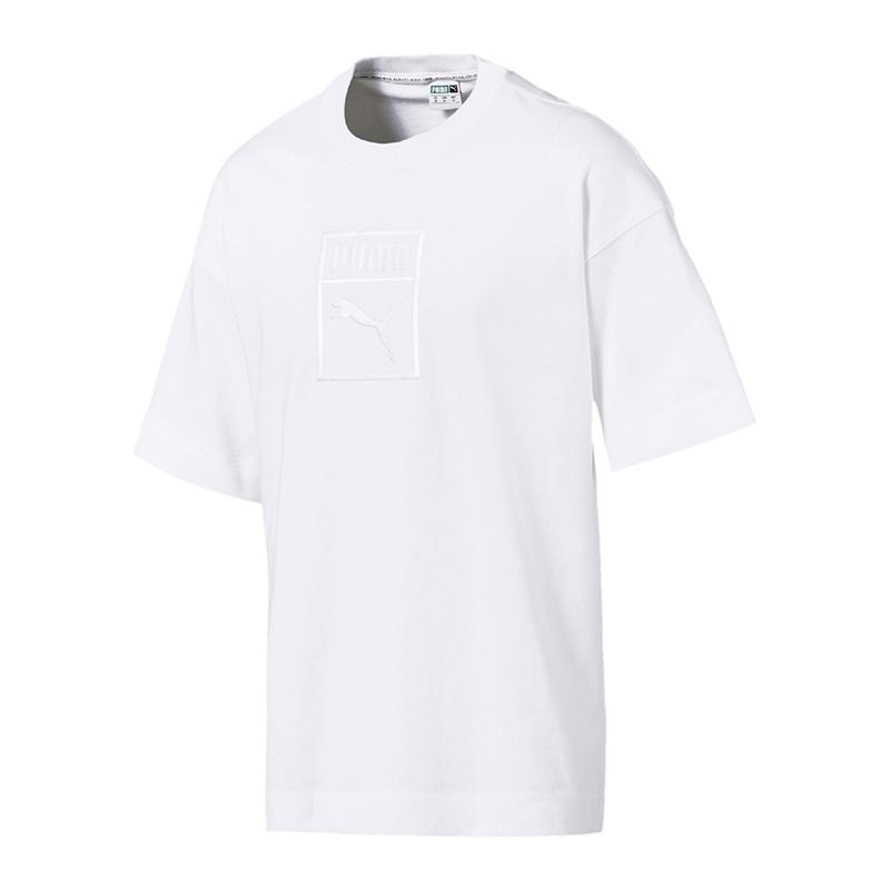 Puma-Centro-CIUDAD-Camiseta-Blanco-F02