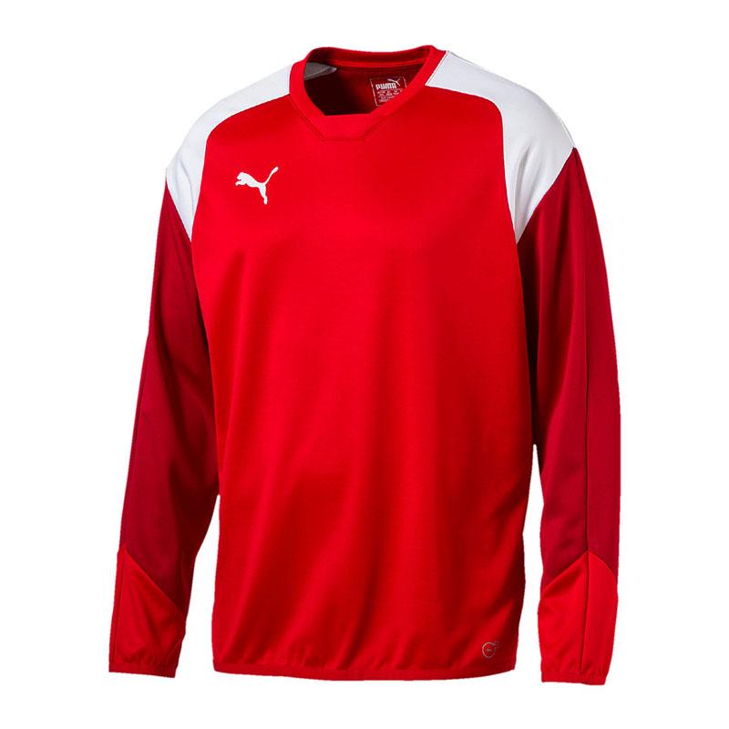 PUMA-Esito-4-Sudadera-de-entrenamiento-rojo-blanco-F01