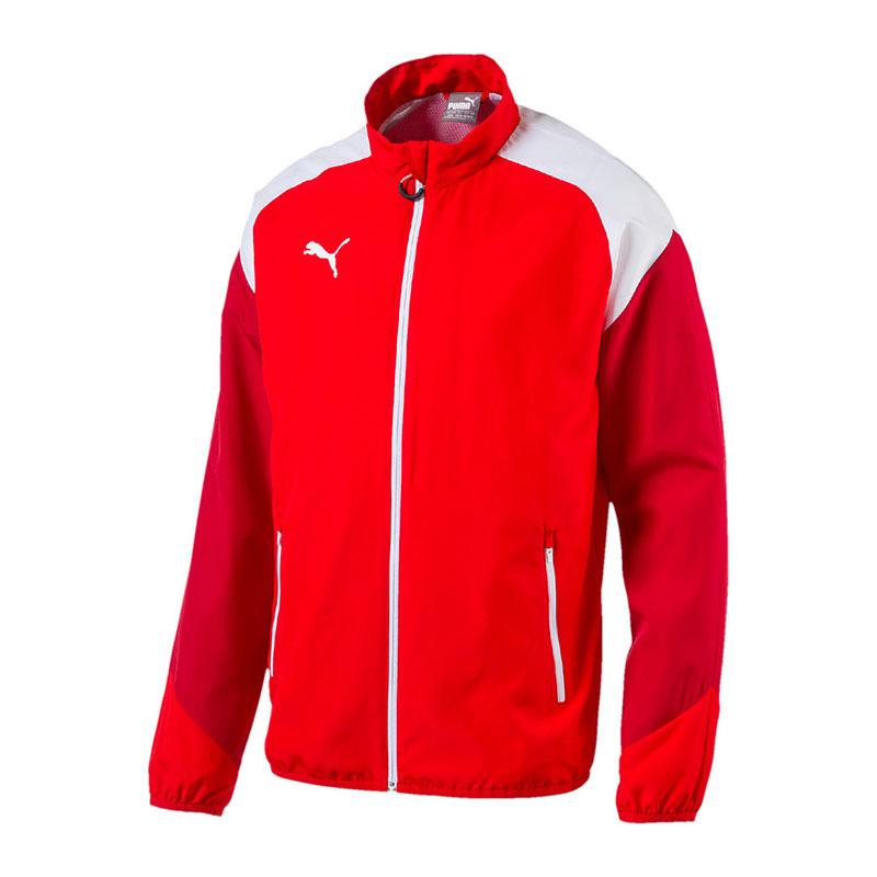 PUMA-Esito-4-de-punto-chaqueta-de-entrenamiento-rojo-blanco-F01