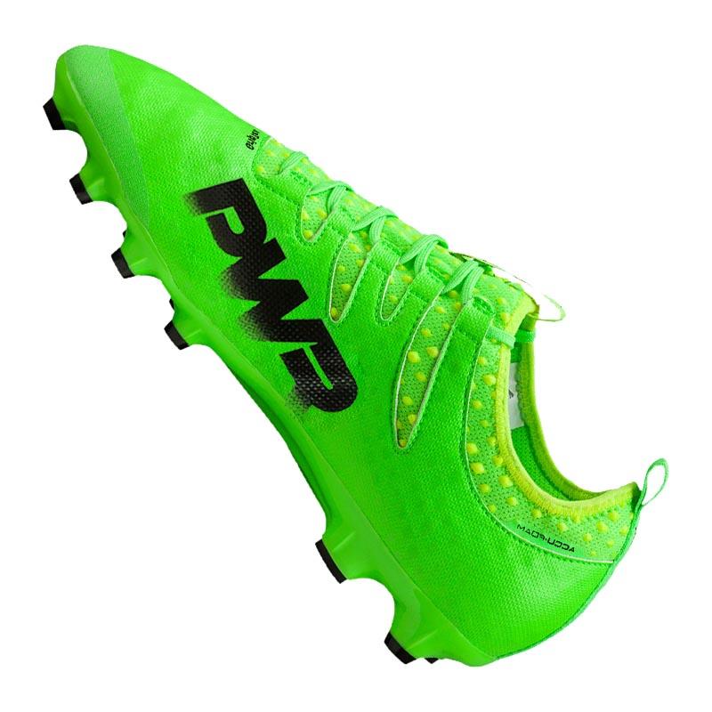 Puissance Vigor Puma Evo Vert Ag F01 2 ax61qw84