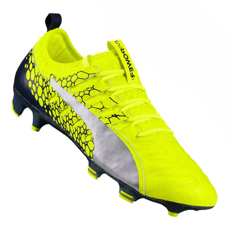 Puma Evopower Vigor 1L Graphic Fg Yellow F02