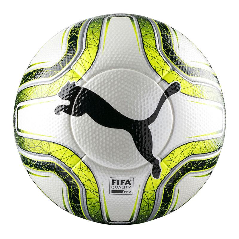 PUMA FINAL FINAL FINAL 1 Statement Spielball Weiss Gelb F01 7cda45