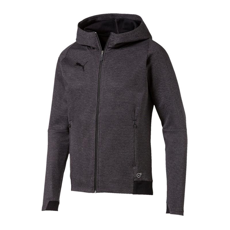 PUMA FINAL Casuals Hooded Jacke Grau F33 | eBay